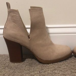 NEW JustFab Booties Size 9